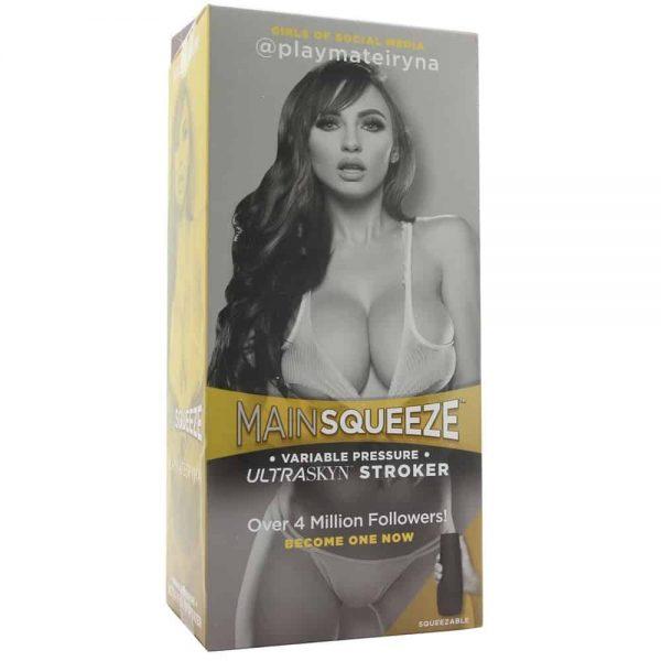 Iryna Ivanova Main Squeeze Ultraskyn Stroker 4