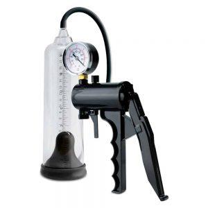 Max Precision Power Pump in Black Color