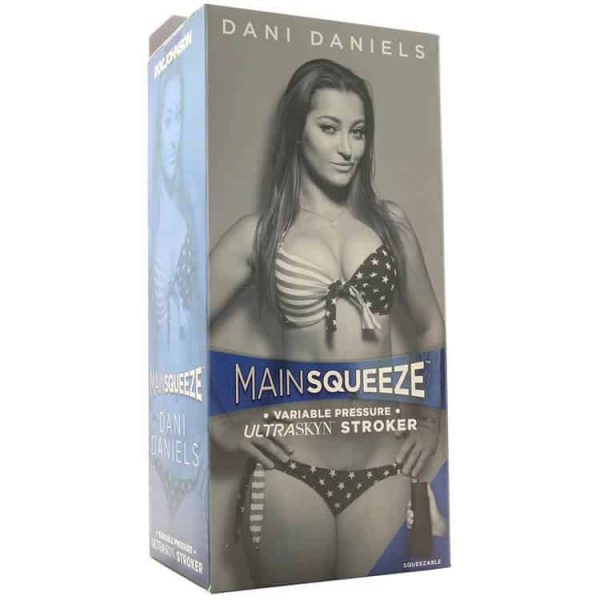 Dani Daniels Main Squeeze ULTRASKYN Stroker 2
