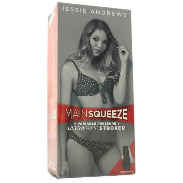 Jessie Andrews Main Squeeze ULTRASKYN Stroker 1