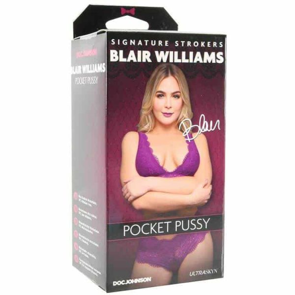 Blair Williams ULTRASKYN Pocket Pussy 5