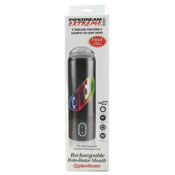 Extreme Rechargeable Roto Bator Mouth 2