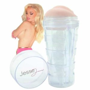 Jesse Jane Deluxe Signature Mouth Stroker 1