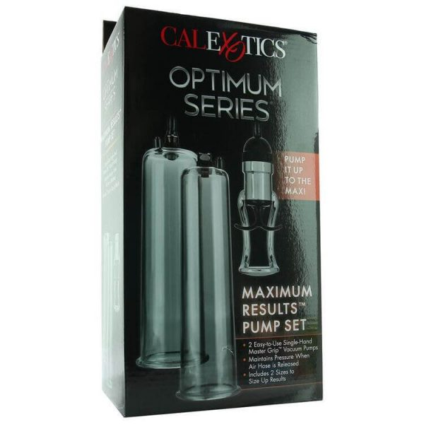 Optimum Series Maximum Results Pump Set 2
