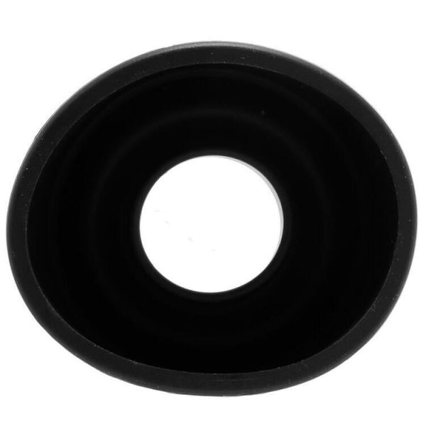 Pumped Large Silicone Pump Sleeve in Black 3