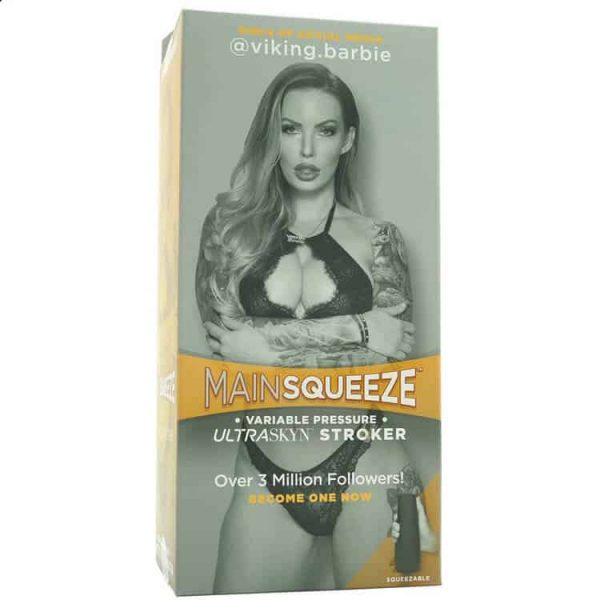 Viking Barbie Main Squeeze ULTRASKYN Stroker 1
