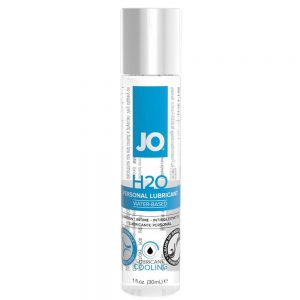 H2O Personal Lube 1oz30ml in Cool