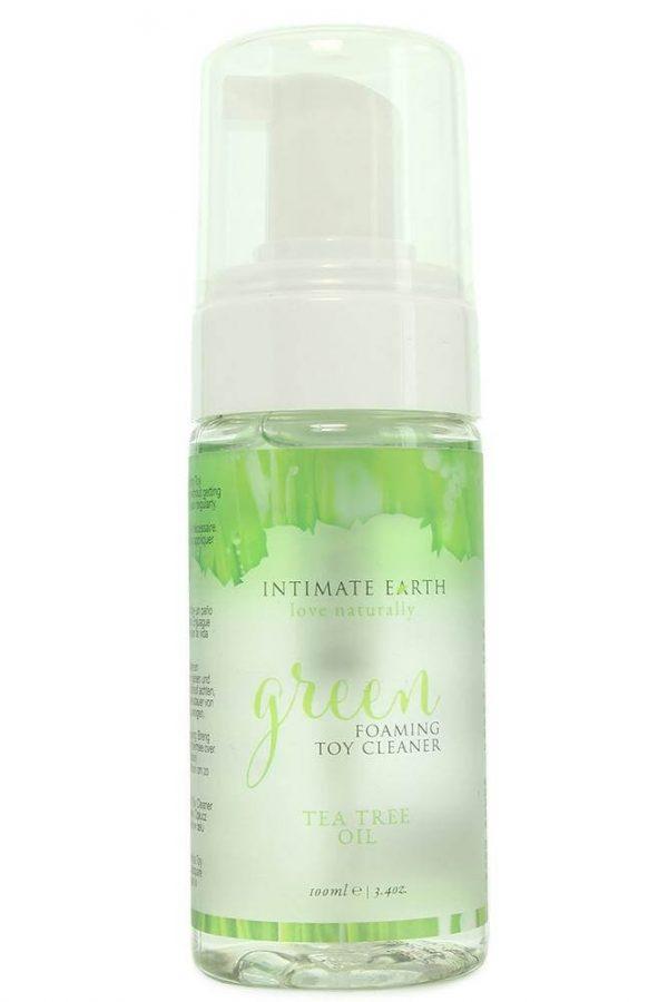 Green Foaming Toy Cleaner - 3.4 fl oz
