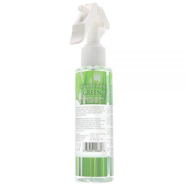 Green Foaming Toy Cleaner - 4.2 fl oz
